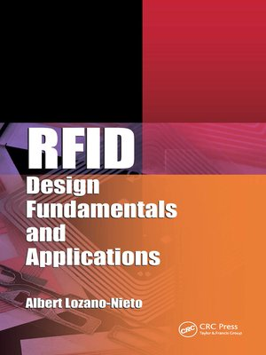 cover image of RFID Design Fundamentals and Applications