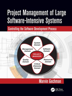 cover image of Project Management of Large Software-Intensive Systems