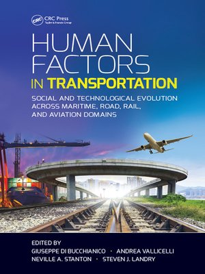 cover image of Human Factors in Transportation