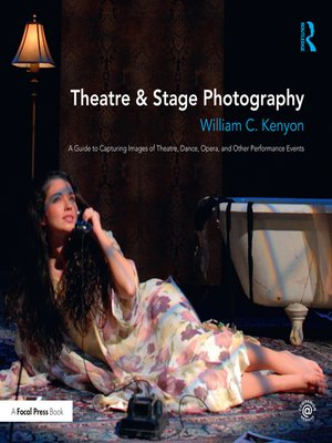 cover image of Theatre & Stage Photography
