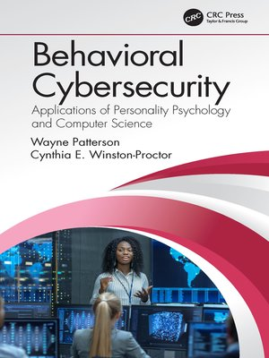 cover image of Behavioral Cybersecurity