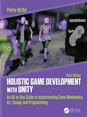 cover image of Holistic Game Development with Unity 3e