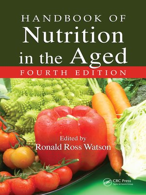 cover image of Handbook of Nutrition in the Aged