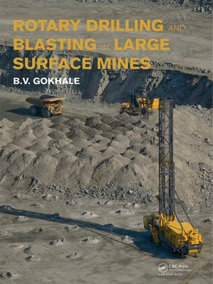 cover image of Rotary Drilling and Blasting in Large Surface Mines