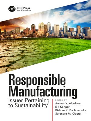 cover image of Responsible Manufacturing
