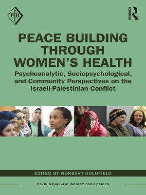 cover image of Peace Building Through Women's Health