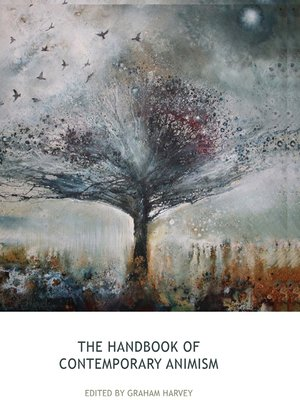 cover image of The Handbook of Contemporary Animism