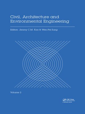 cover image of Civil, Architecture and Environmental Engineering Volume 2
