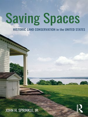 cover image of Saving Spaces