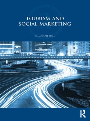 cover image of Tourism and Social Marketing