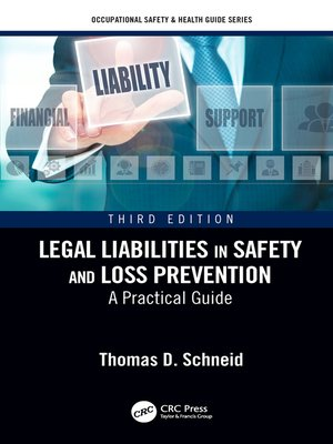 cover image of Legal Liabilities in Safety and Loss Prevention