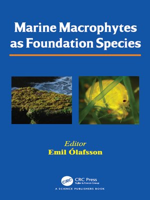 cover image of Marine Macrophytes as Foundation Species