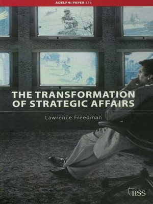 cover image of The Transformation of Strategic Affairs