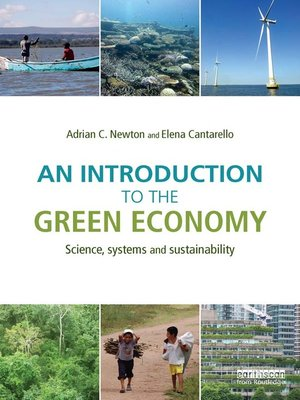 cover image of An Introduction to the Green Economy