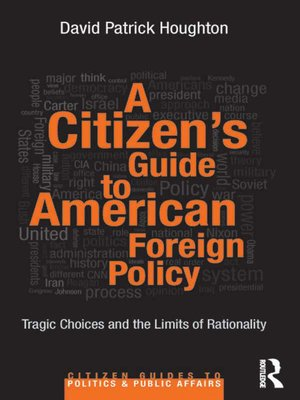 cover image of A Citizen's Guide to American Foreign Policy