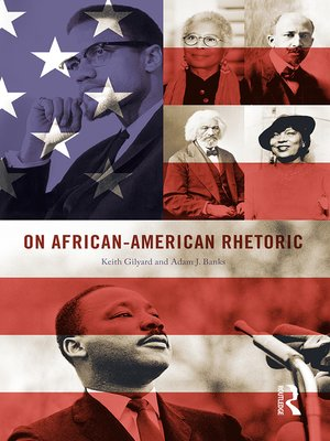 cover image of On African-American Rhetoric