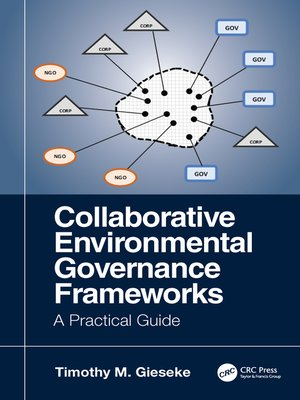 cover image of Collaborative Environmental Governance Frameworks
