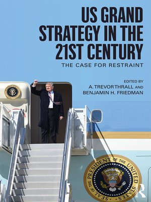 cover image of US Grand Strategy in the 21st Century