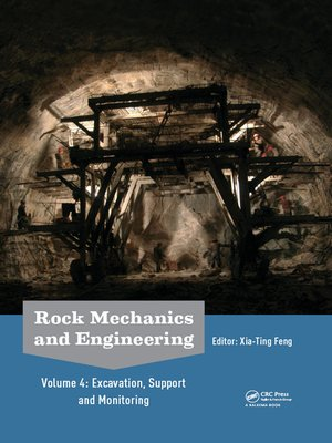 cover image of Rock Mechanics and Engineering Volume 4