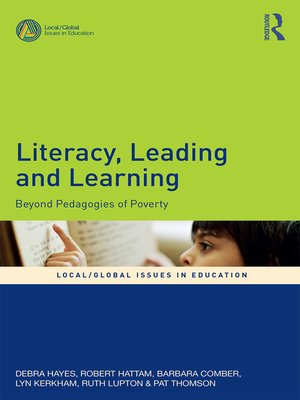 cover image of Literacy, Leading and Learning