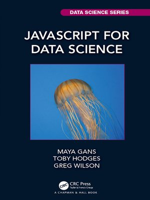 cover image of JavaScript for Data Science