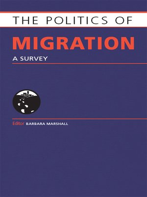 cover image of Politics of Migration