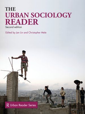cover image of The Urban Sociology Reader