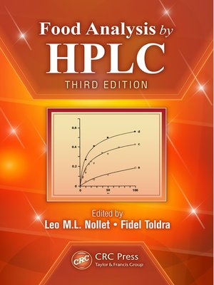 cover image of Food Analysis by HPLC