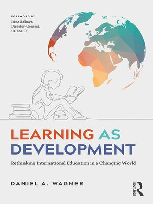 cover image of Learning as Development