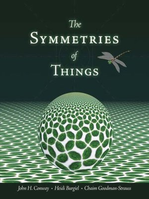 cover image of The Symmetries of Things