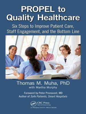 cover image of PROPEL to Quality Healthcare