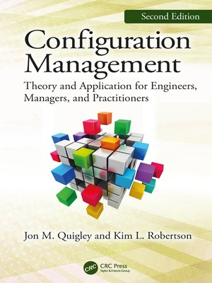 cover image of Configuration Management