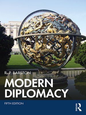 cover image of Modern Diplomacy
