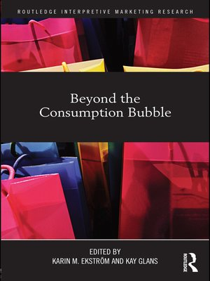 cover image of Beyond the Consumption Bubble