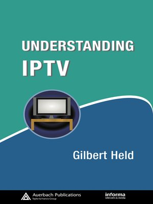 cover image of Understanding IPTV