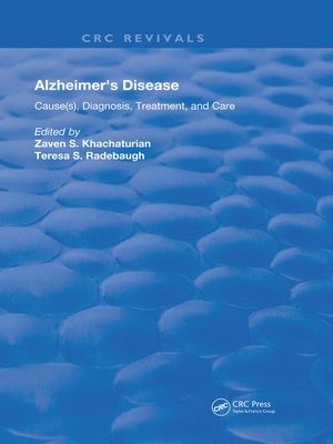 cover image of Alzheimer's Disease