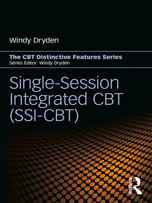 cover image of Single-Session Integrated CBT (SSI-CBT)
