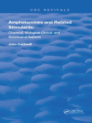 cover image of Amphetamines and Related Stimulants