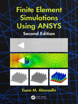 cover image of Finite Element Simulations Using ANSYS