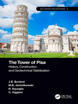 cover image of The Tower of Pisa