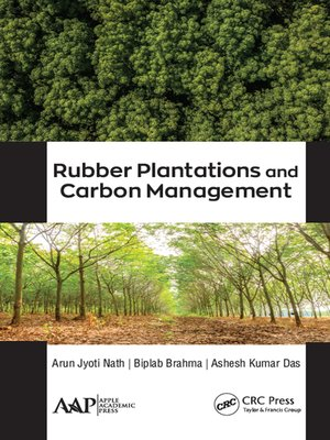 cover image of Rubber Plantations and Carbon Management