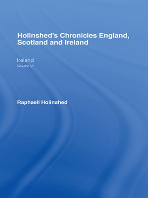 cover image of Chronicles