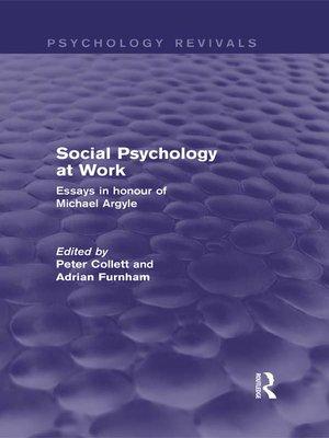 psychology essays