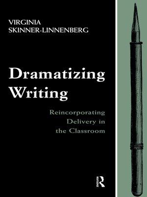 cover image of Dramatizing Writing