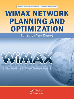 cover image of WiMAX Network Planning and Optimization