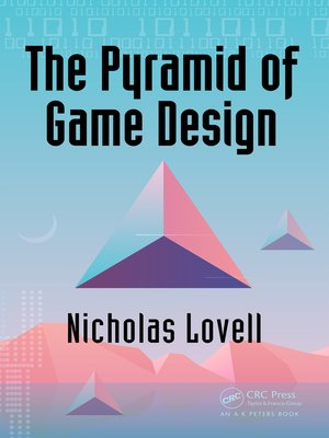 cover image of The Pyramid of Game Design