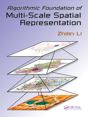 cover image of Algorithmic Foundation of Multi-Scale Spatial Representation