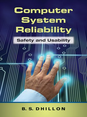 cover image of Computer System Reliability
