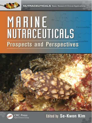 cover image of Marine Nutraceuticals