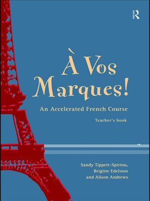 cover image of A Vos Marques!